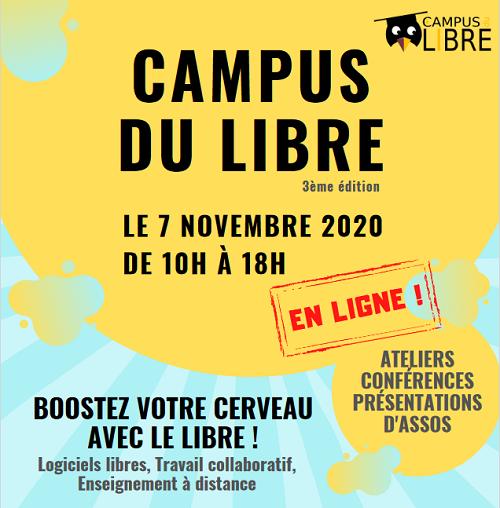 Campus du Libre 2020